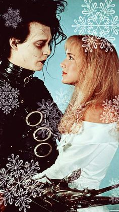 Tim Burton Characters, Tim Burton Films, Eduardo Scissorhands, Johnny Depp Winona Ryder, Small Town Girl, Helena Bonham Carter, Jolie Photo, Halloween Season, Horror Movies