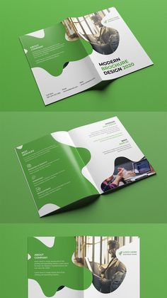 This Corporate Tri-fold Brochure template is suitable for a creative and corporate agency. It's made with Photoshop and easily editable text, logo, color, image, and all layers are properly organized. In this PSD file. #brochure #bifold #bifold_brochure #brochure_template #proposal #annualreport #squre_brochure #bifold_design #elegant #flyer #corporate_bifold #business_bifold a4_brochure #brochure_template #corporate #business #advertising #company_profile #multipurpose #promotion #pixelpick Bi Fold Brochure, Brochure Design, Brochure Template, 2020 Design, Flyer Design, Corporate Business, Tri Fold, Company Profile, Logo Color