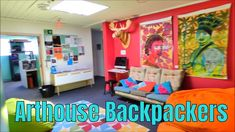 Arthouse Boutique Backpackers, Intercity Bus, Tauranga city Home Art, Backpacking, Boutique, City, Backpacker, Travel Backpack, Boutiques, Satchel