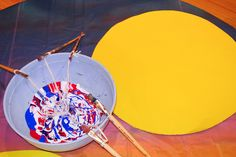 String Painting the Gas Giant Planets Saturn and Jupiter! Gas Giant, Toddler Class, Monthly Themes, School Events, Space Theme, Jelly Beans, Early Learning, Preschool Activities, Planets