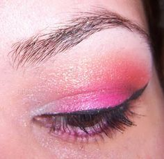 Makeup Fail: tropical punch
