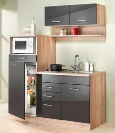 Small Kitchen Set Design for Small Kitchen Solutions Small Kitchen Cabinet Design, Small Kitchen Set, Small Kitchen Solutions, Small Kitchen Renovations, Small Kitchen Cabinets, Mini Kitchen, Kitchen Sets, Kitchen Remodel, Kitchen Decor