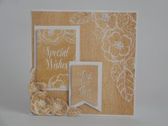 Card made by Phillipa Lewis using Craftwork Cards Boutique Floral Collection.