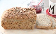5 grain bread - Femkornbrød