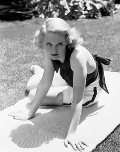 """summers-in-hollywood: """"Bette Davis c. 1932 """""""