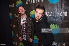 21 Pilots Perform EndSession At 107.7 The End Studio Photos and ...