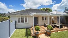 Renovated 1940s state house NZ