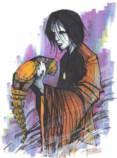 A Knight of Dreams (Morpheus the Sandman)