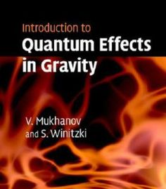 Introduction To Quantum Effects In Gravity PDF