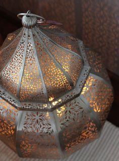 Zenza lantern PUMPKIN