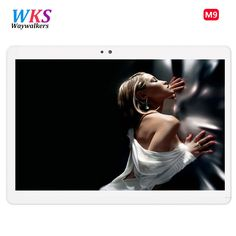 103.20$  Know more - http://air8c.worlditems.win/all/product.php?id=32776242064 - waywalkers M9 Android 6.0 Tablet Pc 10 inch tablet PC Phone call 4G LTE octa core 1920x1200 4+64 Dual SIM tablets Pcs WiFi 5Ghz