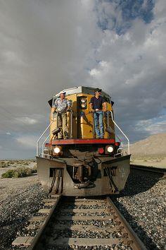 Train - Nevada <3