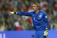 Jasper Cilessen goalkeeper Netherlands