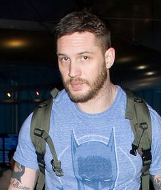 My Tom Hardy fix for the week!