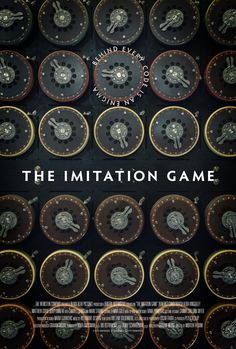 Best wallpaper gallery with The Imitation Game x and HD wallpapers. We collected full High Quality pictures and wallpapers for your PC, Mac and Smartphones. Background Hd Wallpaper, Wallpaper Gallery, Minimal Movie Posters, Cinema Posters, The Imitation Game 2014, Dope Movie, Alan Turing, Perfect Movie, Alternative Movie Posters