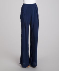Take a look at this Midnight Koko Pant by LOLLY on #zulily today!