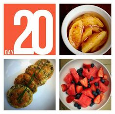 Dag 20 Gluten Free Recipes, Diet Recipes, Healthy Recipes, 28 Dae Dieet, Dieet Plan, 28 Days, Diet Meals, Health Eating, Afrikaans