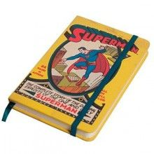 Moleskine DC Comics Superman  - $29.99