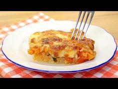 Karfiol. Nincs tojás. Hús nélkül. Nincs sütés. Finom, egészséges és ízletes recept. - YouTube Vegetable Dishes, Vegetable Recipes, Vegetarian Recipes, Healthy Recipes, Good Food, Yummy Food, Homemade Cheese, Cauliflower Recipes, Vegan Dinners