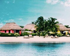 Vacation Destinations You Can Visit Alone to Rejuvenate for 2017: They're all in warm—nay, hot—locales, they all offer the very best in luxury everything, and they'll all give you that feeling of a much needed break. We hereby invite you to book your tickets. — MATACHICA RESORT & SPA, BELIZE |  coveteur.com