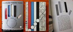 Colorless Tsukuru Tazaki and his Years of Pilgrimage by Haruki Murakami.  Design by Chip Kidd.