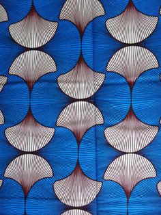 Geometric African print Fabric for African dress skirt cloth White blue African fabric by the yard Ankara wax print cotton fabric per yard African Textiles, African Fabric, African Dress, African Prints, African Attire, Cool Patterns, Textures Patterns, Motif Kimono, Zantangle Art
