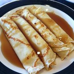 Melt in Your Mouth Crepes Recipe