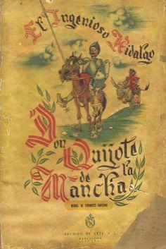 antigua portada de libro
