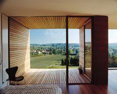Lindau House by  K-M Architektur.