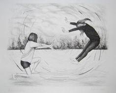 Etching works by Timea Mitroi, via Behance Artworks, Behance, Illustrations, Drawings, Illustration, Sketches, Drawing, Portrait, Draw