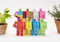 Cubebot Small Holiday Bundle