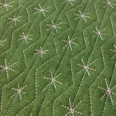 Free-Motion Quilting I'm thrilled and excited at...