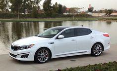 Review: 2016 Kia Optima LX-T | Car Reviews