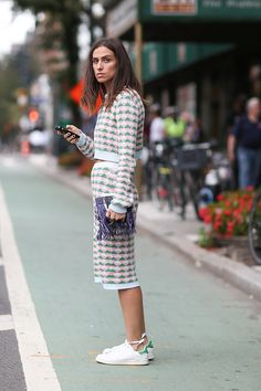 The Best NYFW Street Style (Updated!): It wouldn't be Fashion Week without the editors, bloggers, and generally fabulous fashion crowd putting on a show outside the tents.
