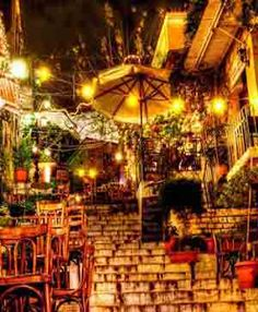 """See 1489 photos from 16379 visitors about café, areas in athens, and acropolis. """"Historic Plaka is down to the Acropolis hill and is full of. Places To Travel, Places To See, Travel Destinations, Athens By Night, Greece Photography, Scenery Photography, Stunning Photography, Acropolis, Parthenon"""