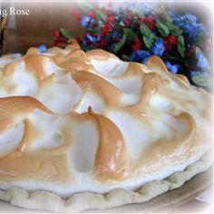 Butterscotch Cream Pie, photo by Peaches42