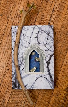 Altered Book Art by Rachael Ashe,