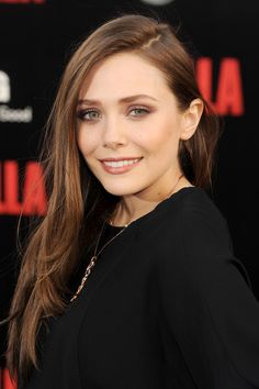 The 12 Best Haircuts for Summer 2014 - Elizabeth Olsen's Flicky Layers