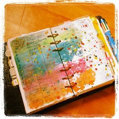 DIY Art Planners: