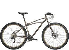 trek sawyer, 29er, new bike w/old lines...