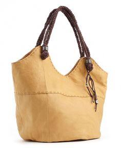 The Sak Handbag, Indio Leather Tote, Large - Tote Bags - Handbags  amp  03af56dd5a