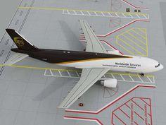 GEMINI JETS 200 1/200 UPS A300-600F! MINT! G2UPS211