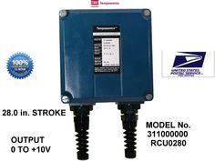 MTS Temposonics Analog Output Module RCU0280 #MTSTEMPOSONICS