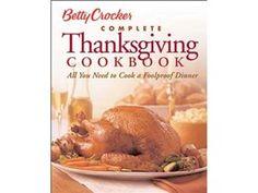 Betty Crocker's Complete #Thanksgiving Cookbook