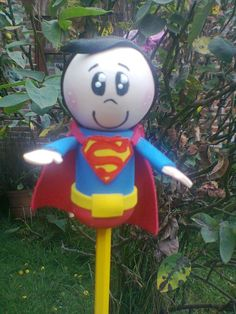Fofulapiz de superman