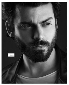 Fawad khan. Such a gorgeous guy.