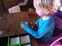 Blog sur l'éducation Montessori.Tutoriels pour la création de matériel et jeux du type Montessori.