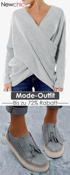 Up To Off--Shop the Fashion Autumn Outfit Now! mode herbst Up To Off--Shop the Fashion Autumn Outfit Now! Sweater Outfits, Cute Outfits, Trendy Outfits, Pullover Outfit, Diy Mode, Winter Stil, Fashion Outfits, Womens Fashion, Plus Size Fashion
