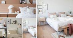 5 ideas para decorar la pared de tu cama