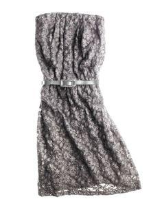 The silver lining American Rag #dress #impulse #macys BUY NOW!